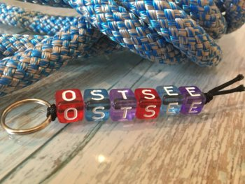 Schlüsselanhänger Ostsee