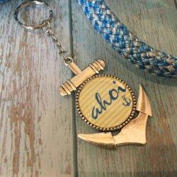 Schlüsselanhänger Ahoi