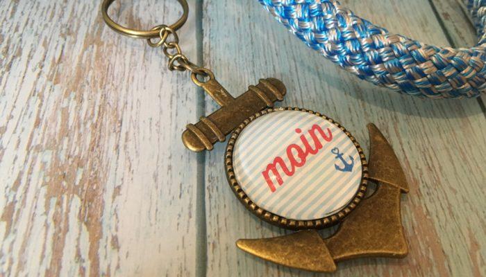 Schlüsselanhänger moin