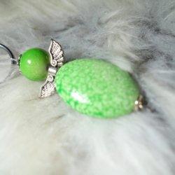 Schutzengel grün