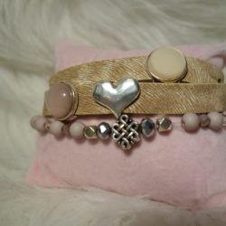 Armband Herz