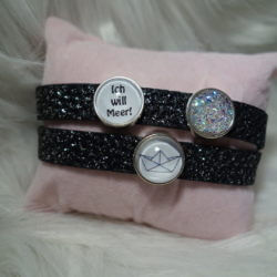 Armband Ich will meer
