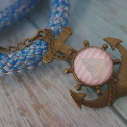 Schlüsselanhänger Segelboot